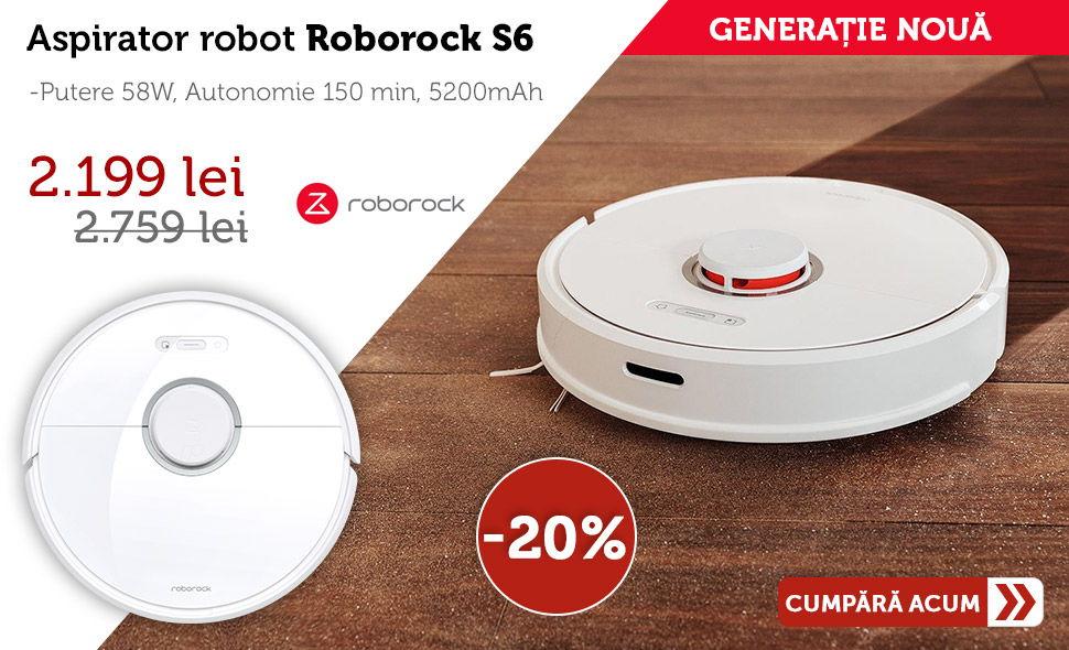 ROBOROCK-S6