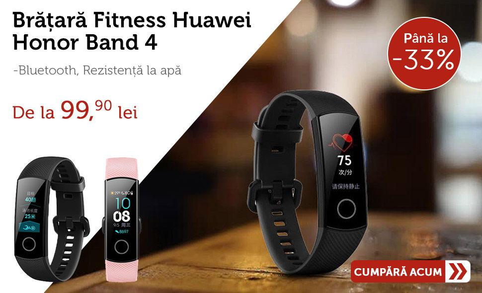 Promo-bratara-fitness-huawei-honor-band-4