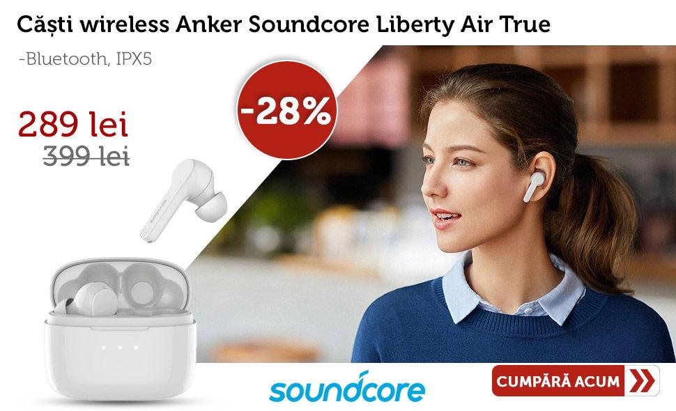 Casti-audio-bluetooth-Anker-Soundcore-liberty-air-true