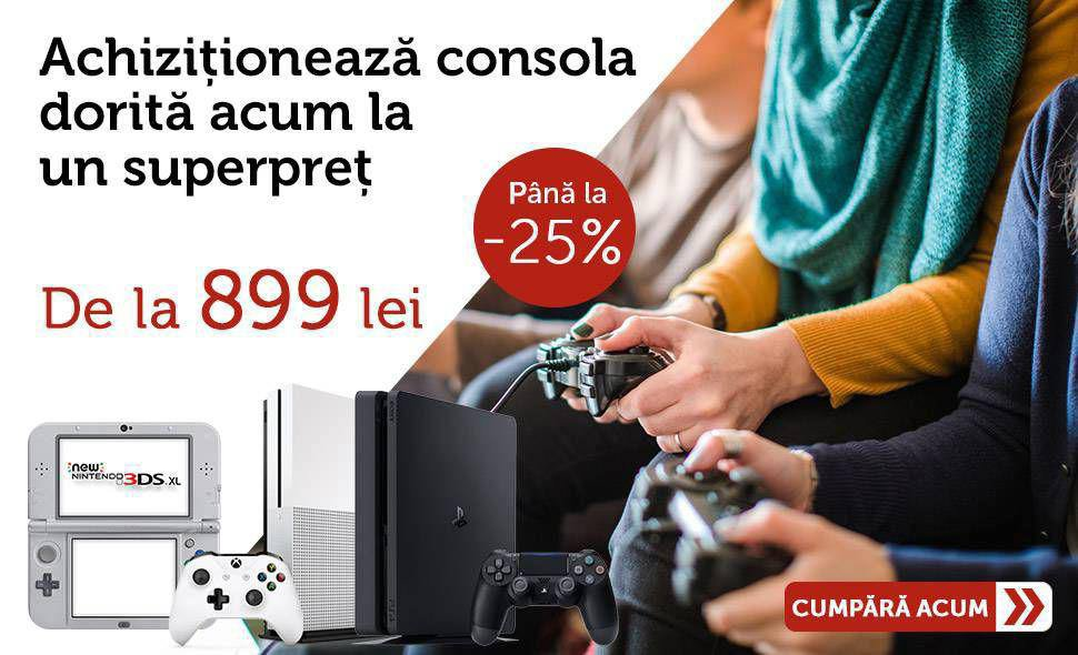 Preturi-promotioanale-console-gaming