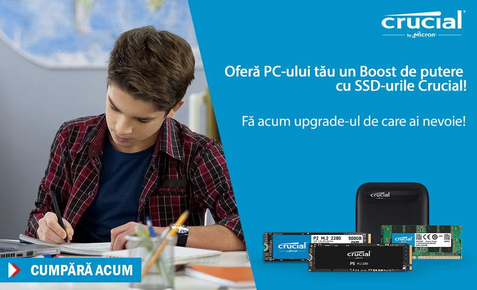 Cmapanie SSD Crucial