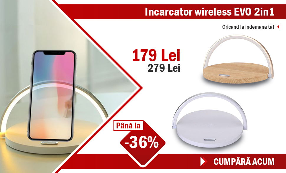 Nou-incarcator-wireless-10w-evo-lampa-veghe