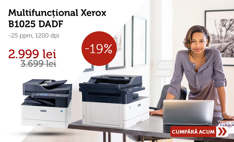 Multifunctional Xerox B1025
