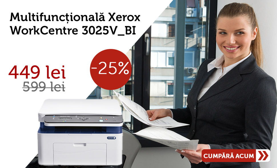 Multifunctional Xerox WorkCentre 3025V
