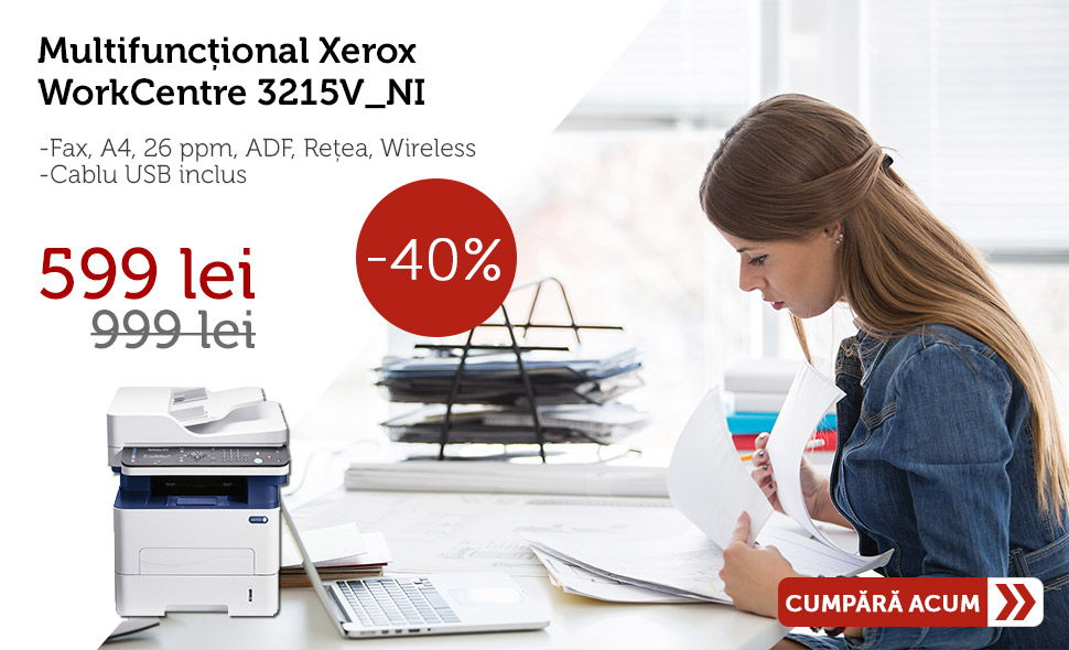 Multifunctional Xerox WorkCentre 3215V