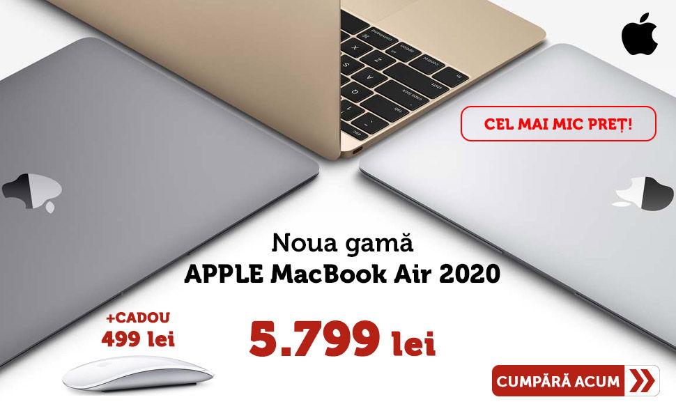 macbook-air-gama-noua-mouse-apple-stoc-cel-mai-mic-pret-din-piata-oferta-cadou