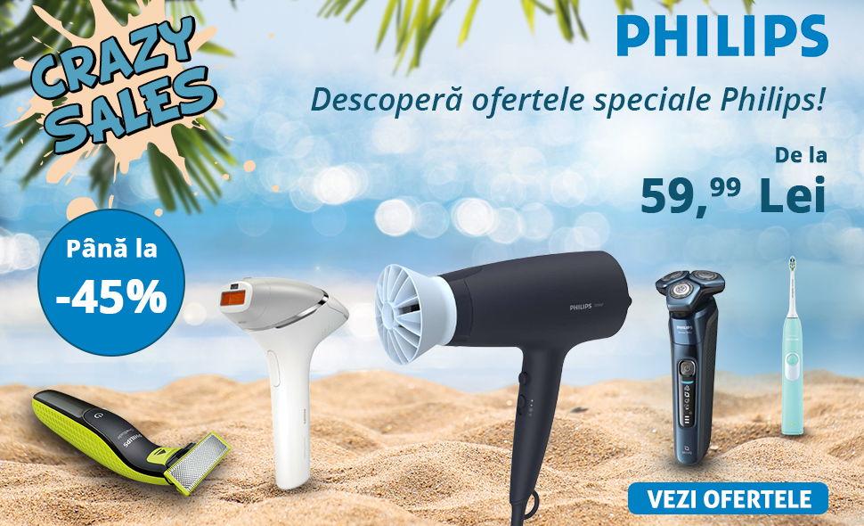 Philips Crazy Sales