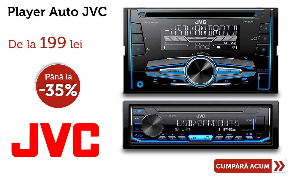 Playere-Auto-JVC
