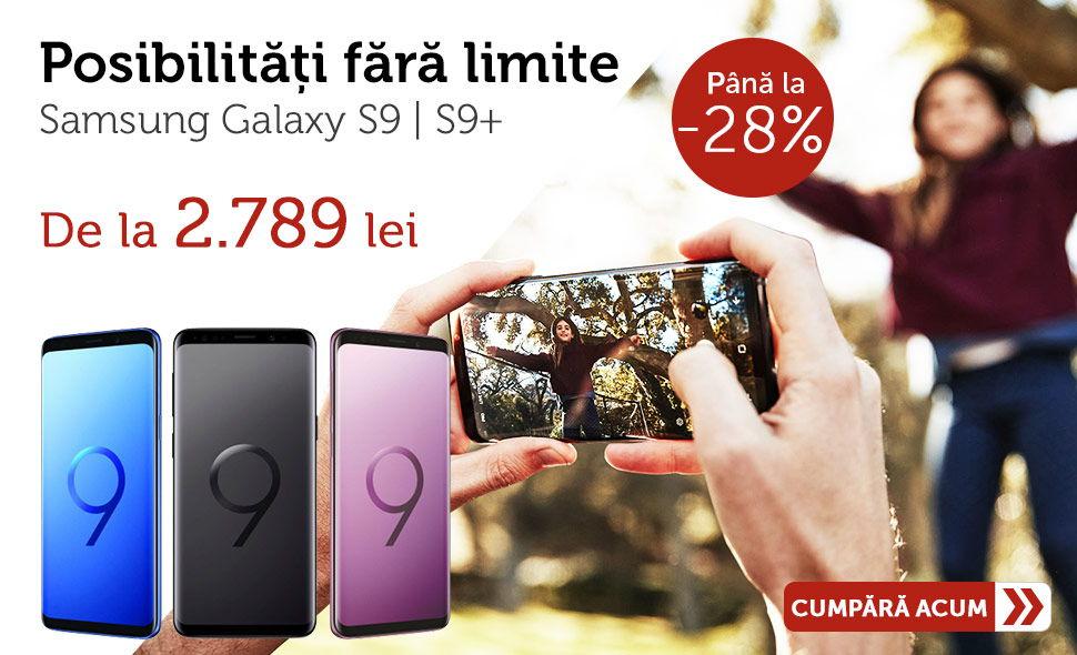 Reduceri-pret-telefoane-mobile-Samsung-Galaxy-S9-S9plus