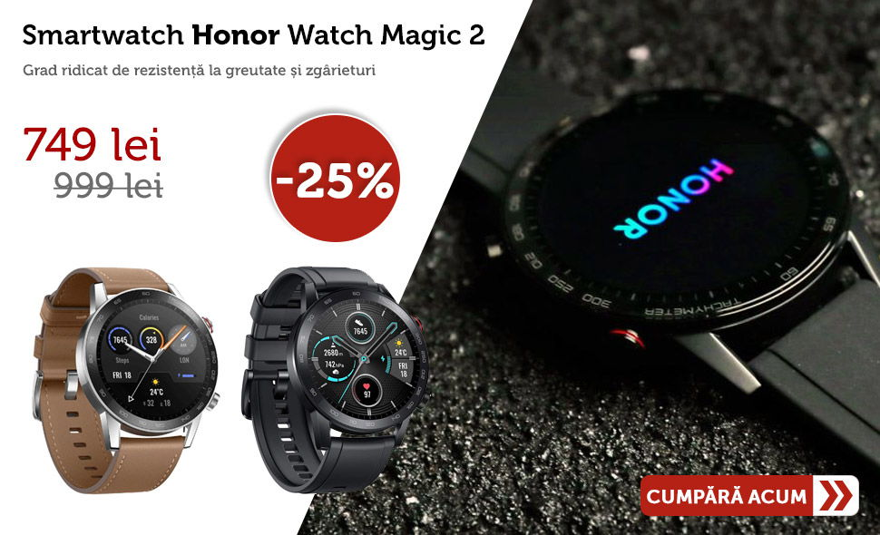 Oferta-Smartwatch-huawei-honor-magic-2