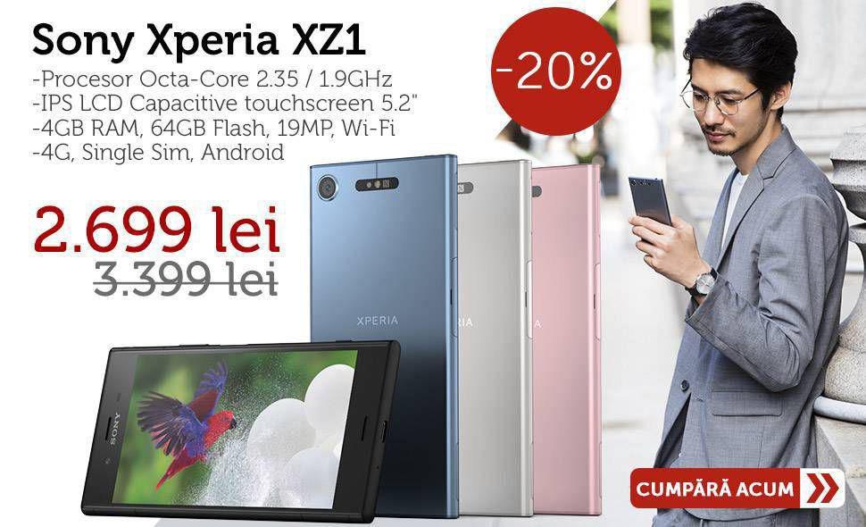 Reduceri-Telefoane-Mobil-Sony-Xperia-XZ1