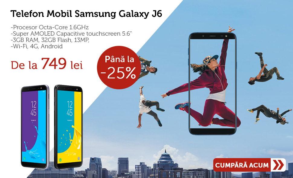 Reduceri-telefoane-mobile-samsung-galaxy-j6