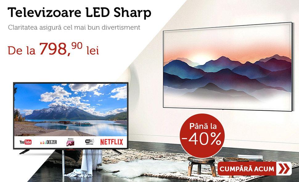 Reducere-de-pret-Televizoare-Sharp-Lichidari