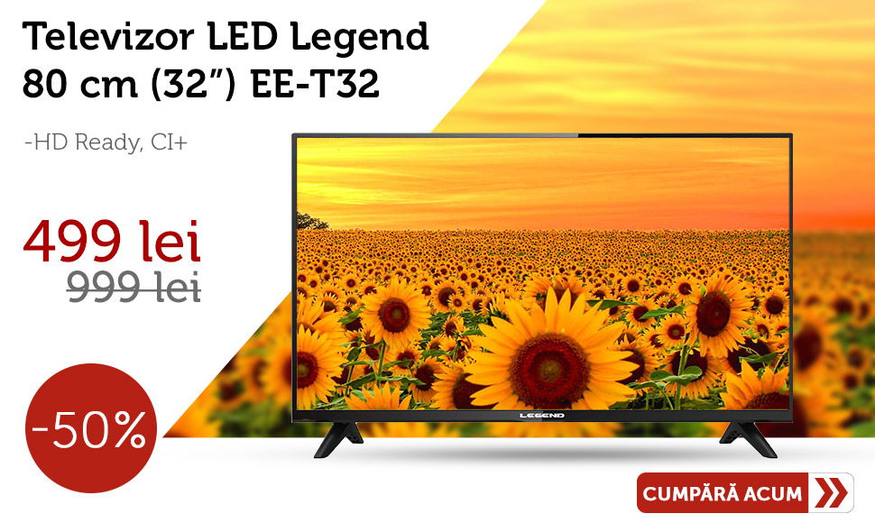"Reducere-de-pret-Televizor-LED-Legend-80-cm-32""-EE-T32-HD-Ready-CI+"