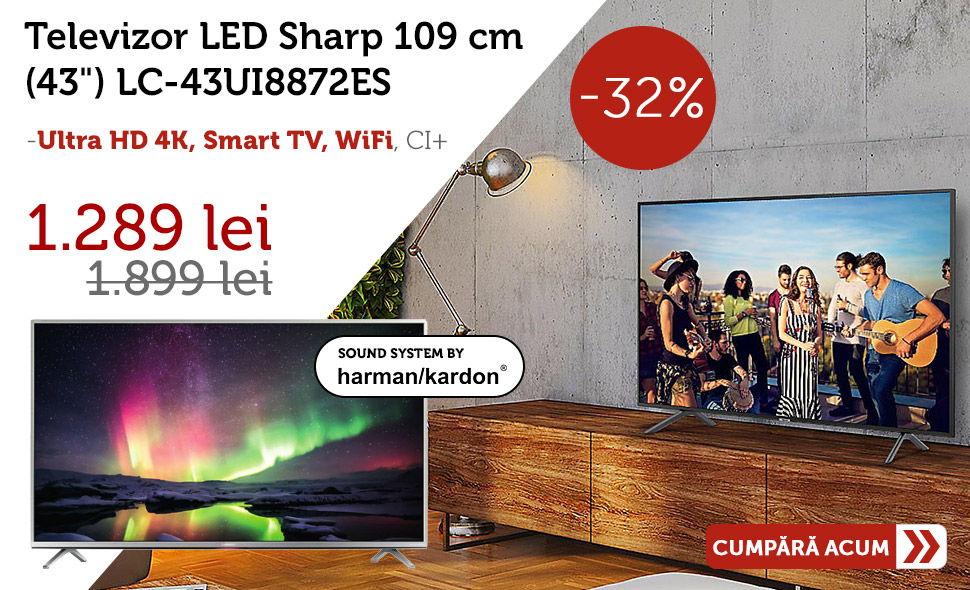 Reducere-de-pret-televizor-led-Sharp-109-cm-43-lc-43ui8872es-ultra-hd-4k-smart-tv-wifi