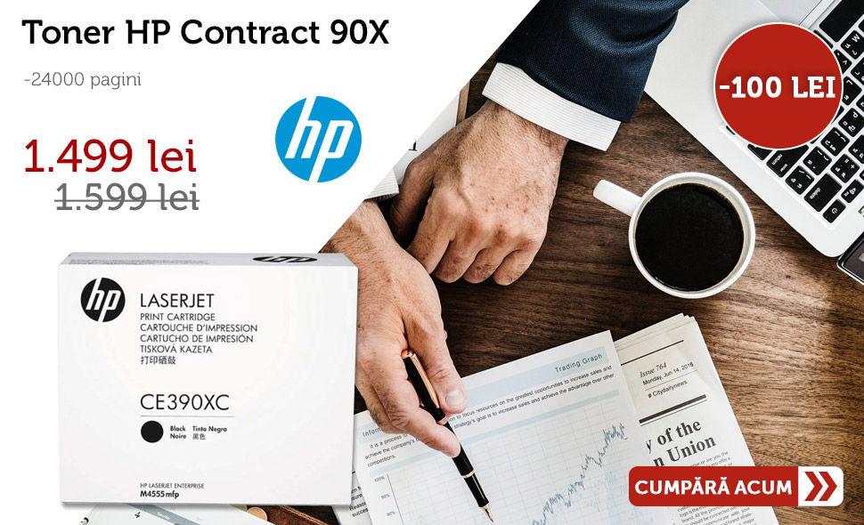 Toner HP Contract 90X