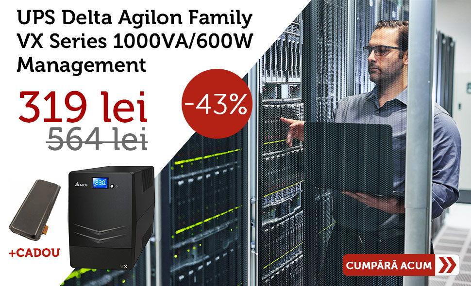 UPS-Delta-Agilon-Family-VX-Series-1000VA/600W