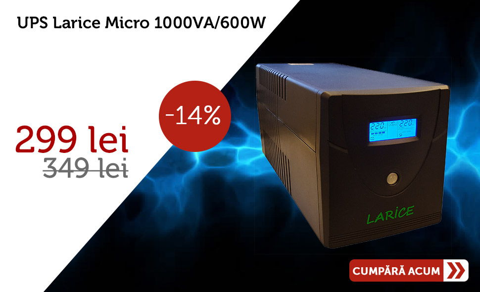 UPS-Larice-Micro-1000VA