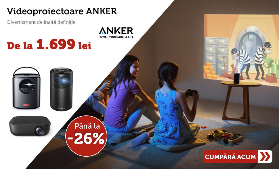 Videoproiectoare-Anker