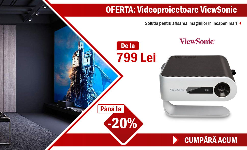 Videoproiectoare-ViewSonic