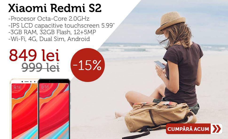 Promo-nou-telefoane-mobile-xiaomi-redmi-s2