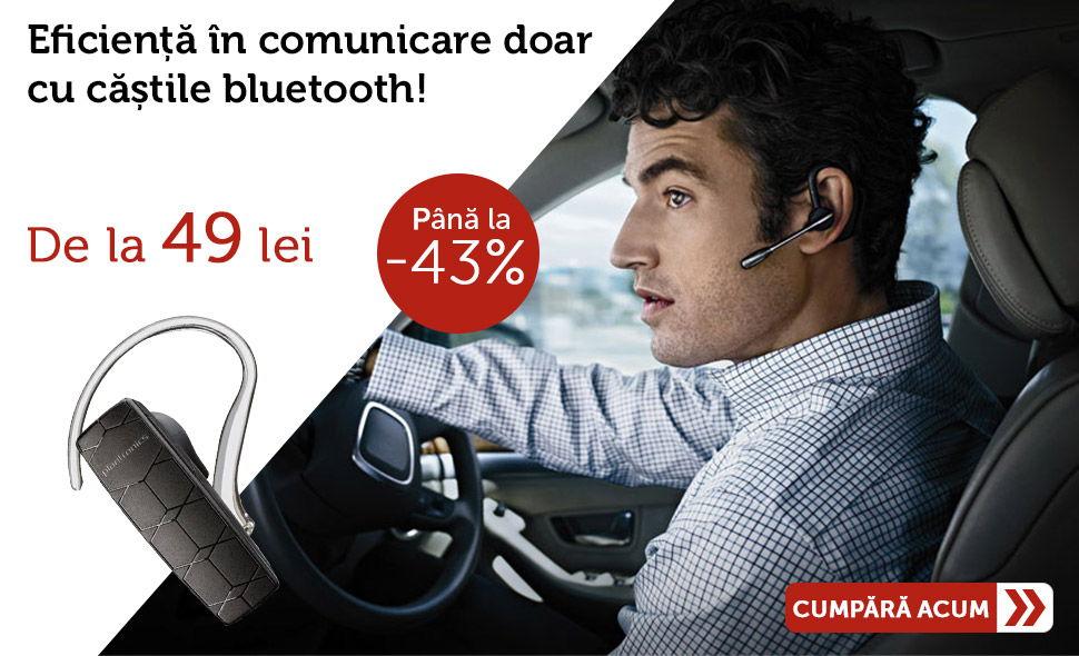 Casti-Bluetooth