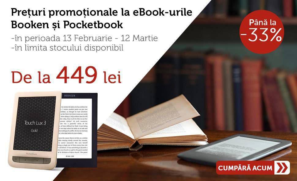 Promotie-eBook-Reader-Booken-Pocketbook-Perioada-13-Februarie-12-Martie