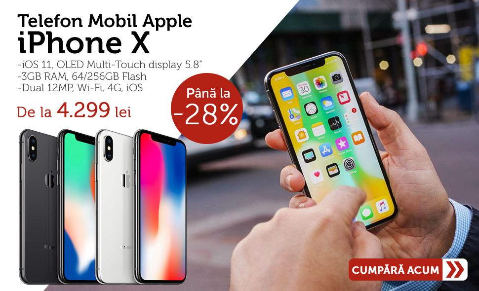 Oferte-telefoane-mobile-apple-iphone-X