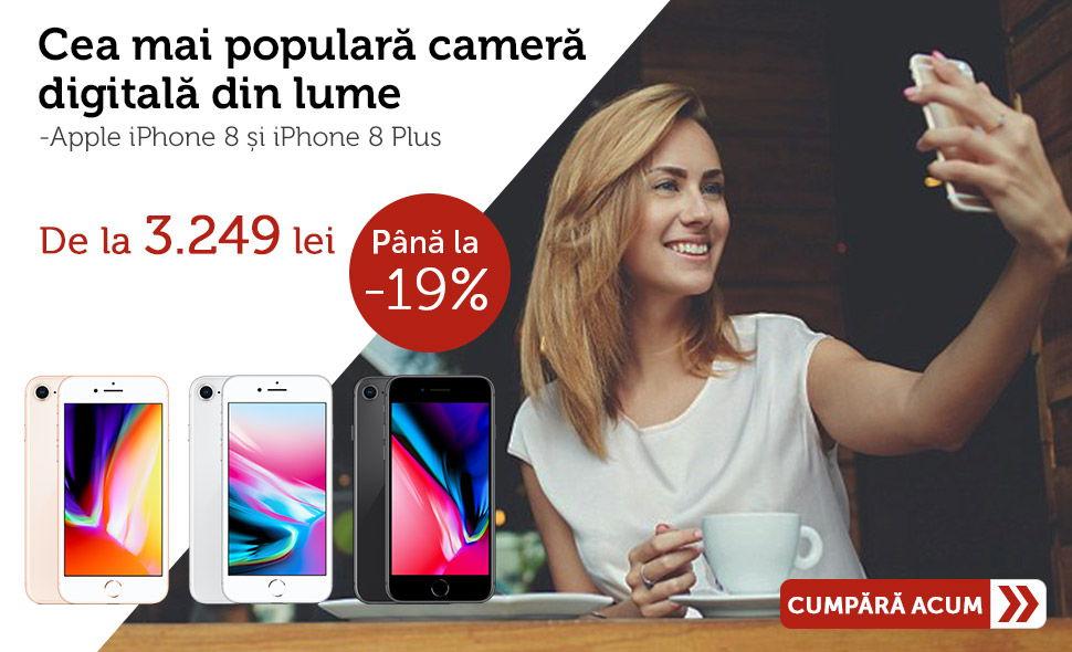 Promo-telefoane-mobile-stoc-apple-iphone-8