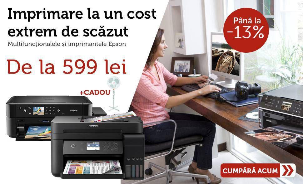 Promo -Imprimante si Multifunctionale Epson