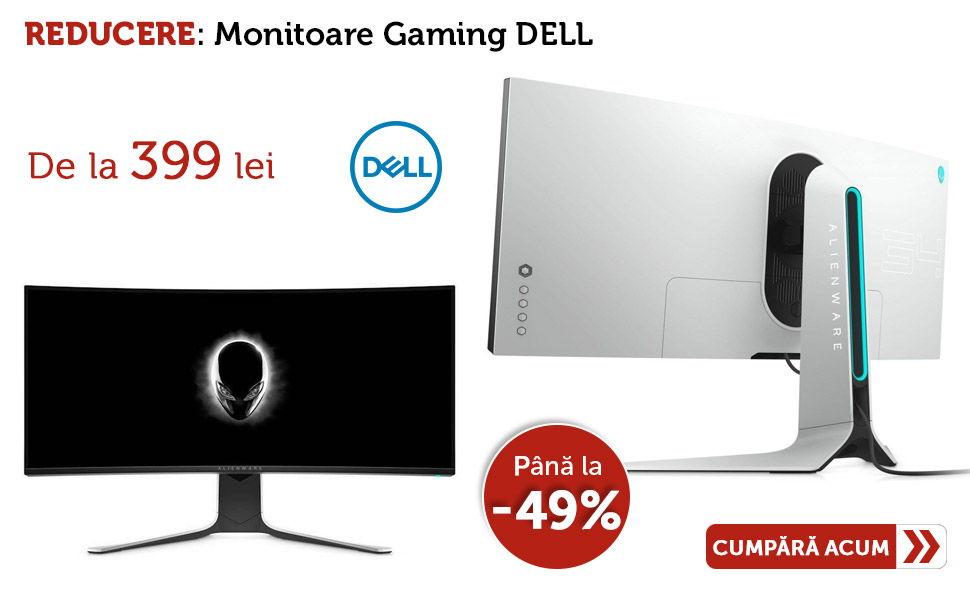Reducere-de-pret-Monitoare-Gaming-Dell