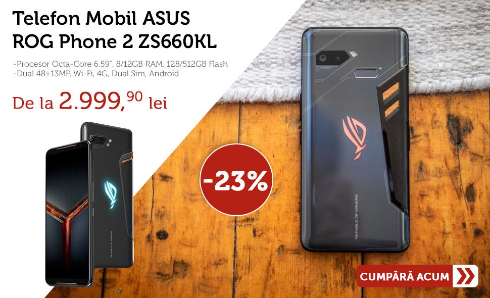 Promo-telefoane-mobile-asus-rog-phone-2-zs660kl