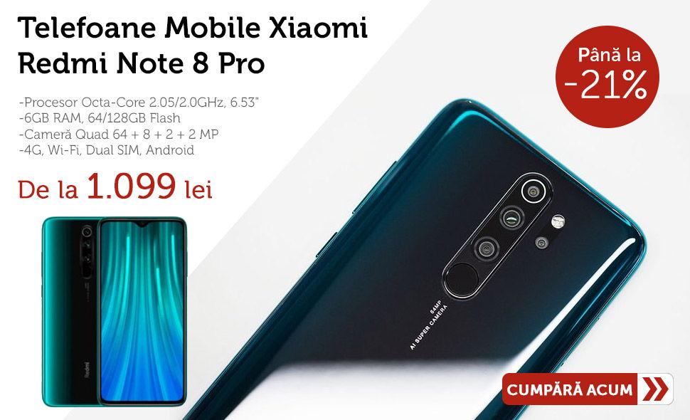Oferta-telefoane-mobile-xiaomi-redmi-note-8-pro