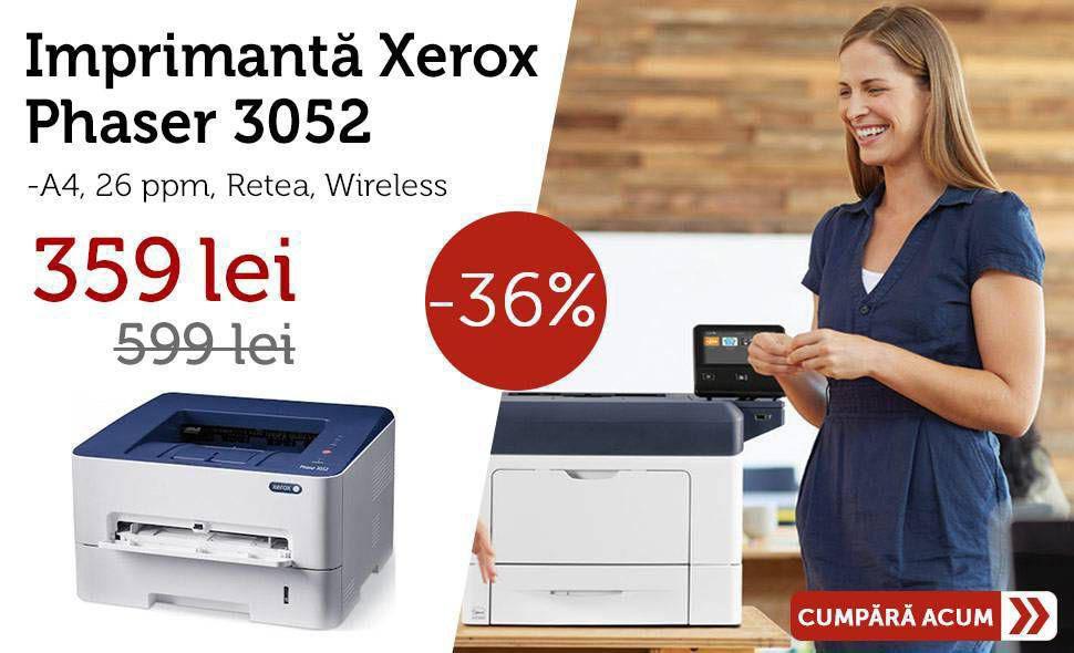 promo-Imprimanta Xerox