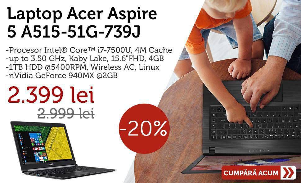 Promo-laptop Acer