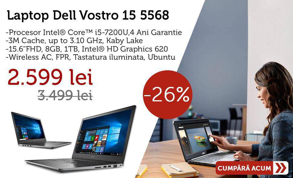 Promo-Laptop Dell I5