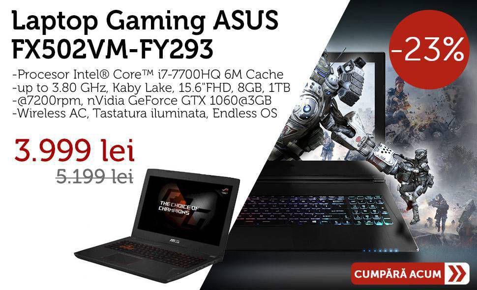 Promo-laptop gaming Asus