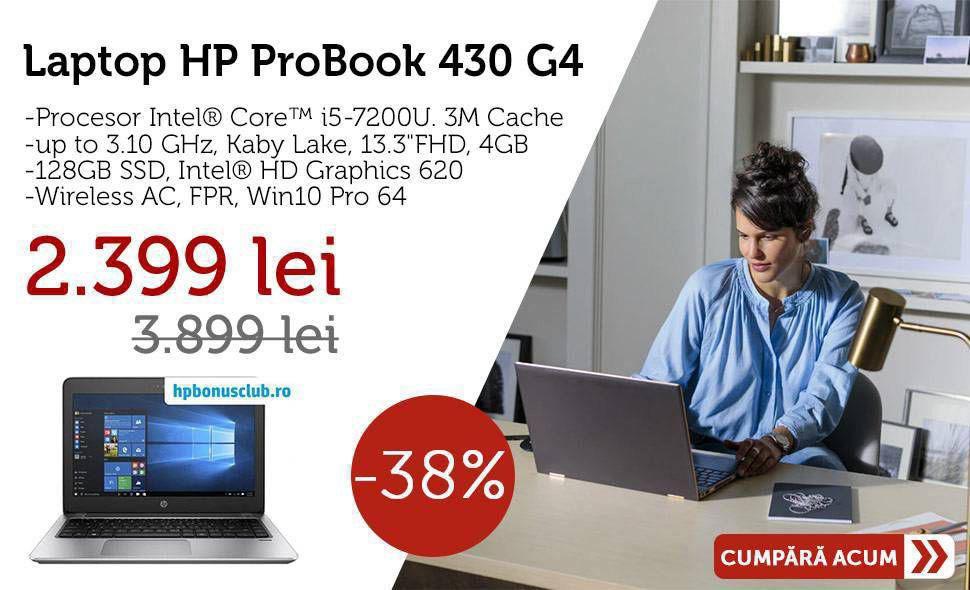 Promo Laptop HP ProBook 430 G4