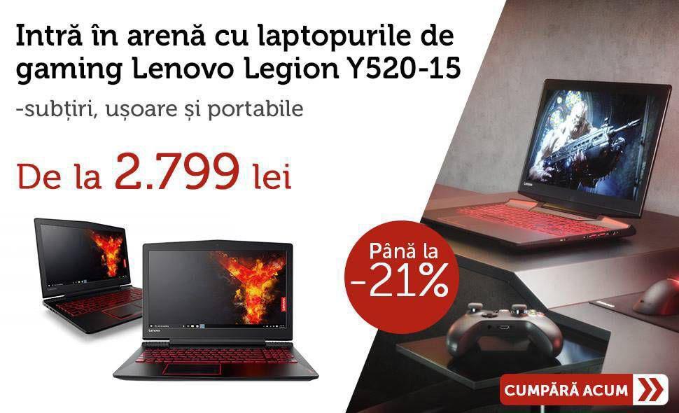 Promo -Lenovo gaming Legion