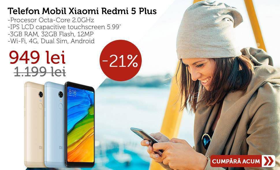 Smartphone-Xiaomi-Redmi-5-Plus